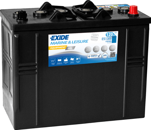 Exide Equipment GEL 120Ah ES1300